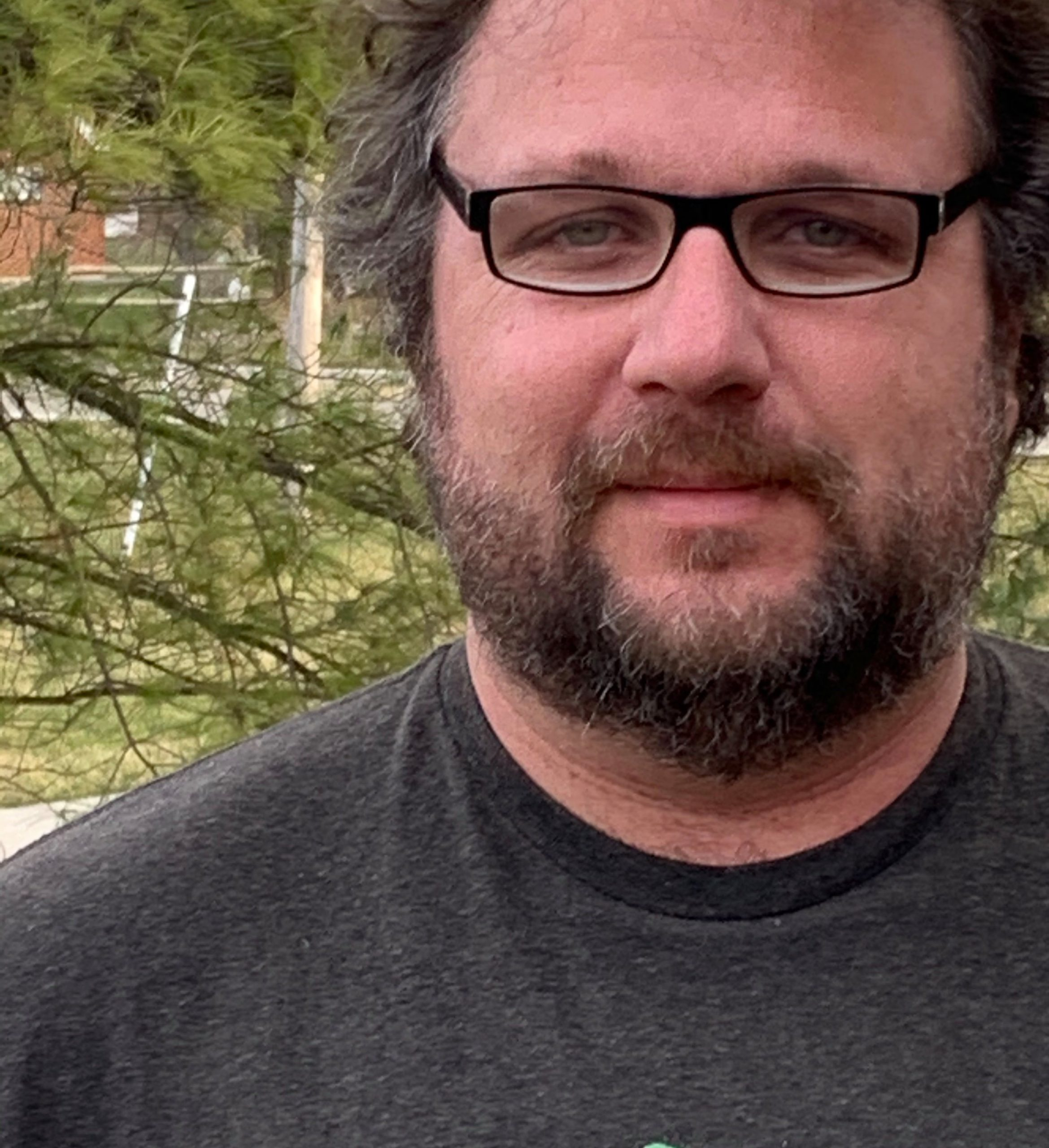 Mark Haap is a guitar instructor at Tallant Music Studio in Fort Thomas, Kentucky