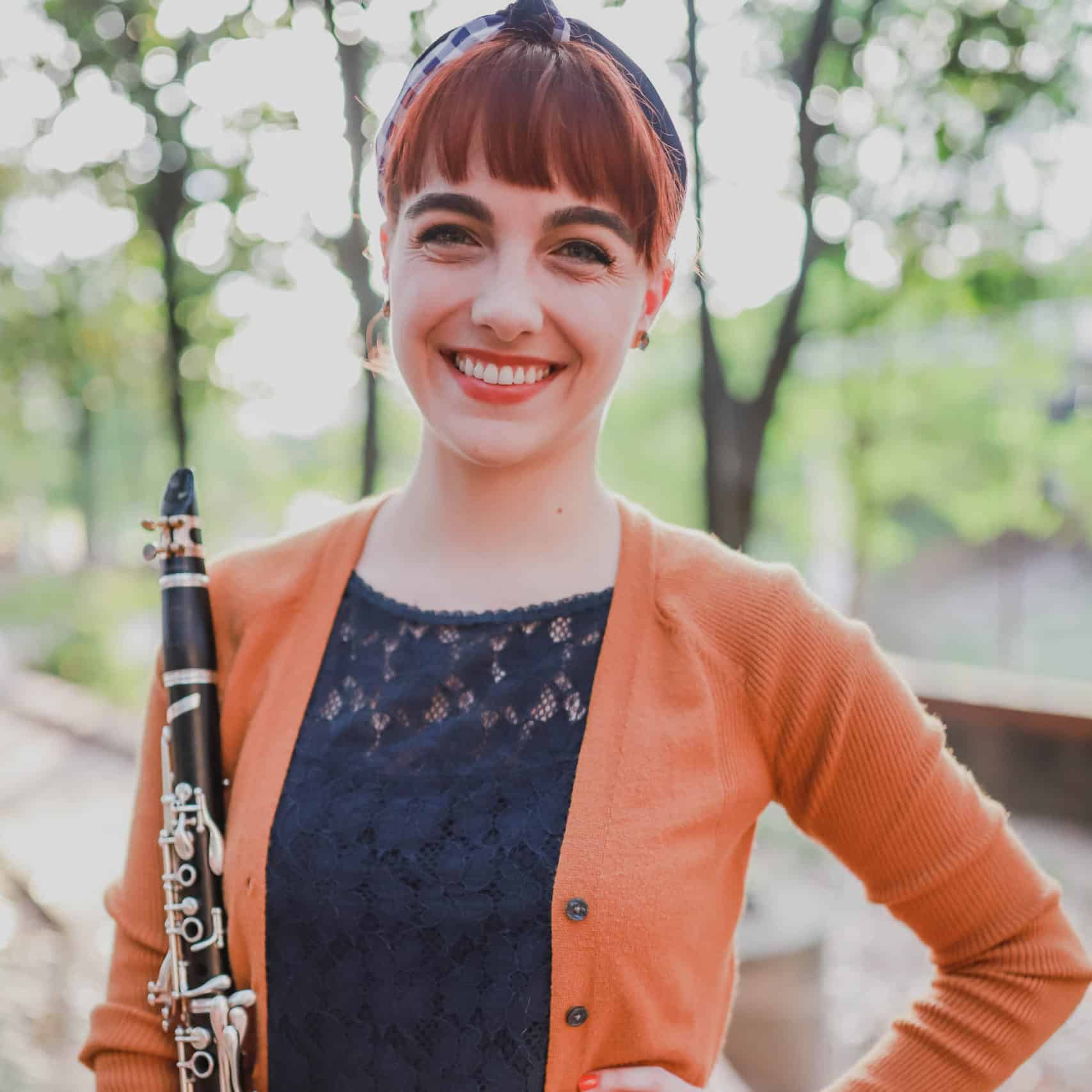Alexandra Doyle saxophone and clarinet northern kentucky and cincinnati music instructor